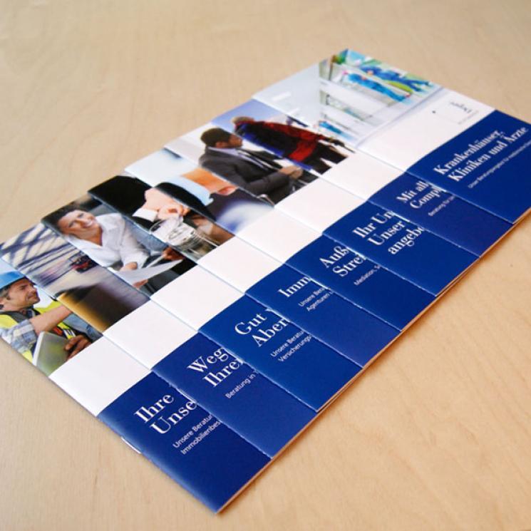 Depré RECHTSANWALTS AG Folder
