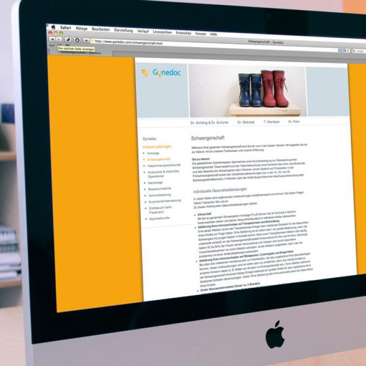 Gynedoc Website